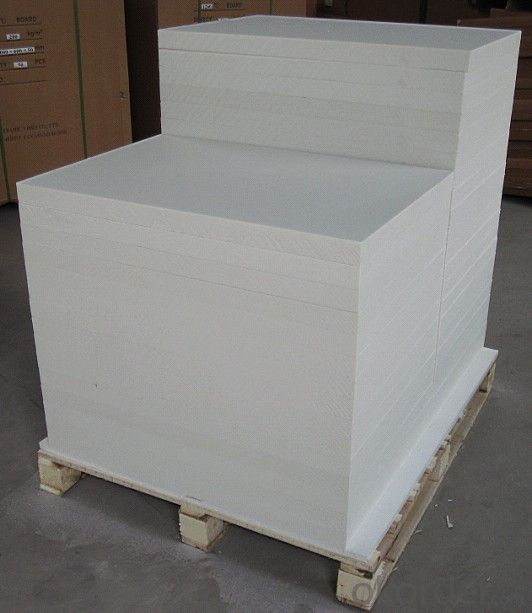 Heat Resistant Fireproof Insulation Ceramic Fiber Board
