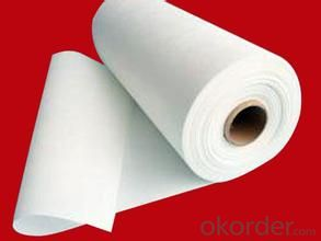 Ceramic Fiber Paper for Thermal Insulation