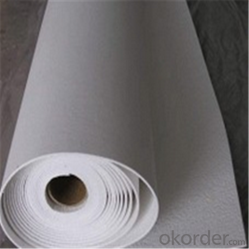 Ceramic Fiber Paper (1260 High Pure) For Heating Insulation