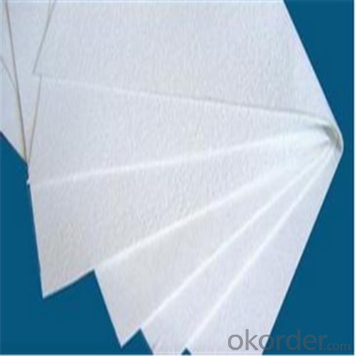 Ceramic Fiber Paper Fireproof Heat Insulation 1260