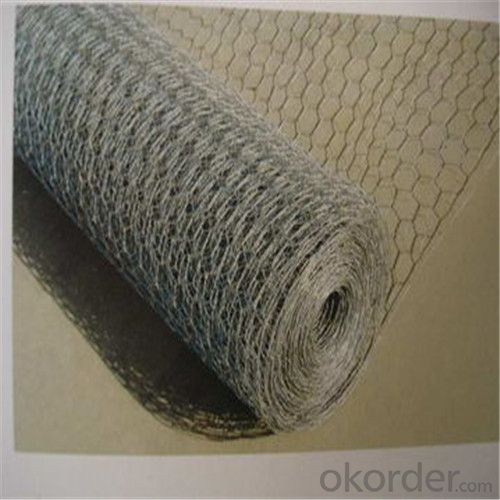 Hexagonal Iron Wire Mesh for Building Construction Materials High Qulaity