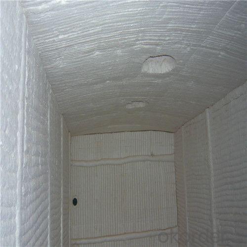 Ceramic Fiber Spun Blanket with Size 3650*610*50mm
