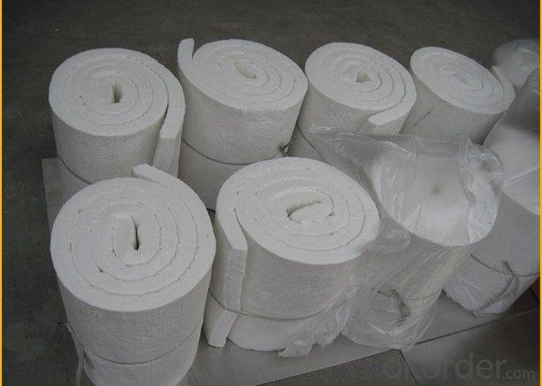 Kiln and Furnace High Temperature Ceramic Fiber Blanket