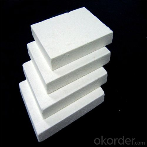 2300℉ High Pure Ceramic Fiber Board, 1000*600*25mm