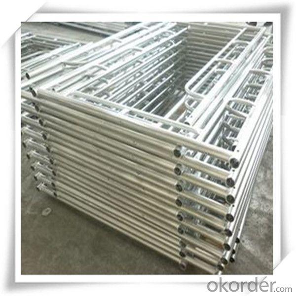 Hot Dip Galvanized Frame Scaffolding 1219*1930*42*2.0 CNBM