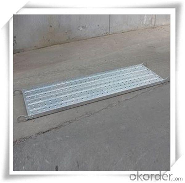 Hot Dip Galvanized Steel Plank catwalk 450*45*1.2*1829 CNBM