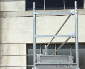 Scaffolding System--Main Frame with layher style CNBM