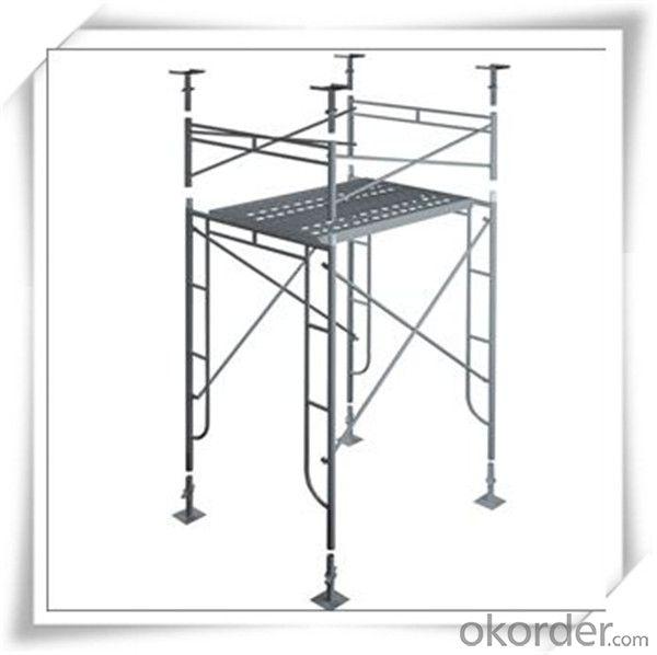 Hot Dip Galvanized Frame Scaffolding 1219*1700*42*2.0 CNBM