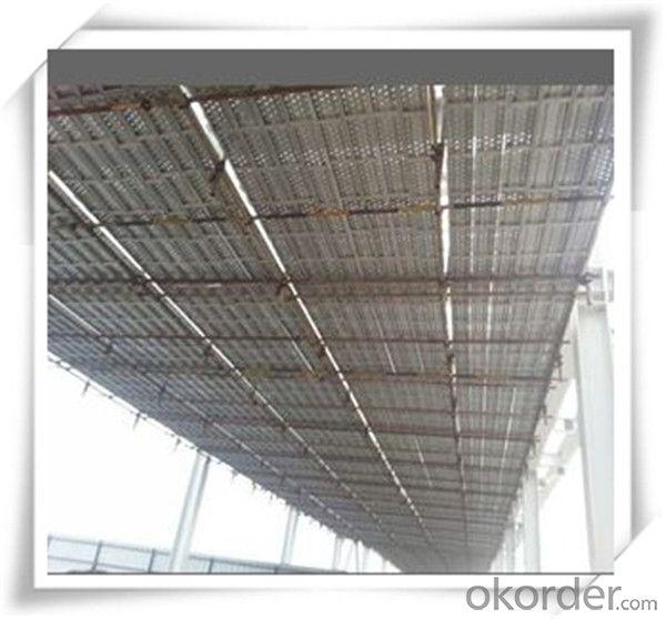 Hot Dip Galvanized Steel Plank Metal Planks 225*38*1.2*2000 CNBM