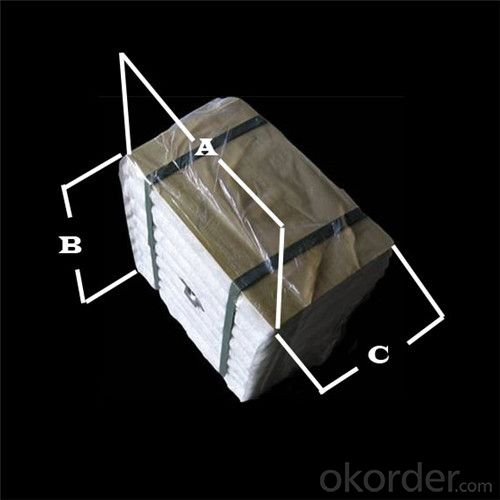 2300℉ Ceramic Fiber Module Made from Spun Fiber Blanket