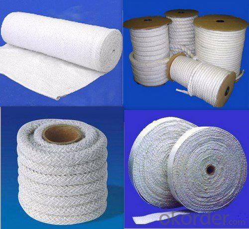 Ceramic Fiber textiles with Excellent tensile strength 2015