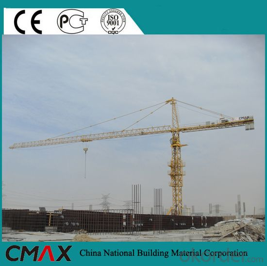 5T Mini Self Erecting Tower Crane for Sale