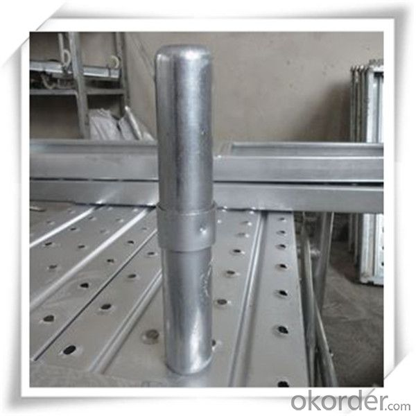 ​Hot Dip Galvanized Joint Pin 36*1.5*225 for Scaffolding CNBM
