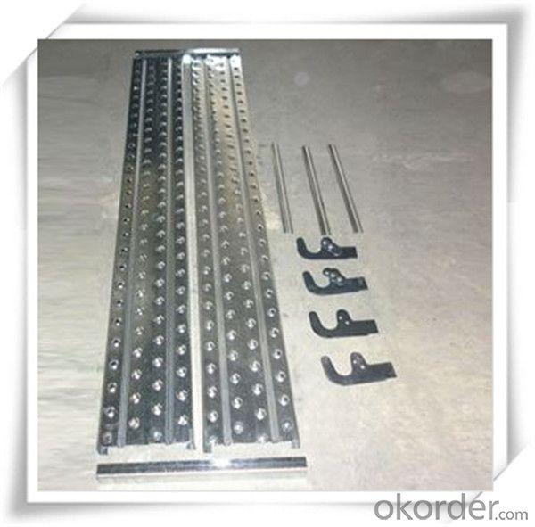 Hot Dip Galvanized Steel Plank catwalk 500*45*1.2*1829 CNBM