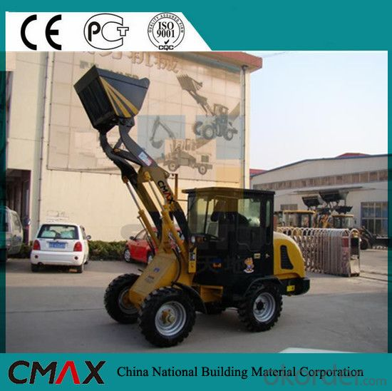JC 60 Skid Steer Wheel Loader for Sale on Okorder
