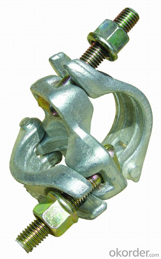 Aluminium Scaffold Clamp Britis German Forged Type