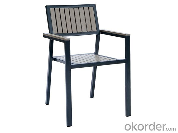 Plastic Wood Chair
