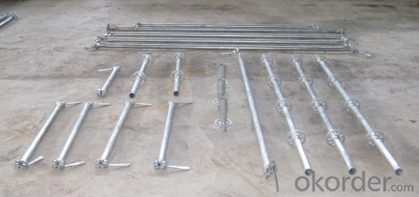 Aluminium Ringlock Scaffolding System in layher size CNBM
