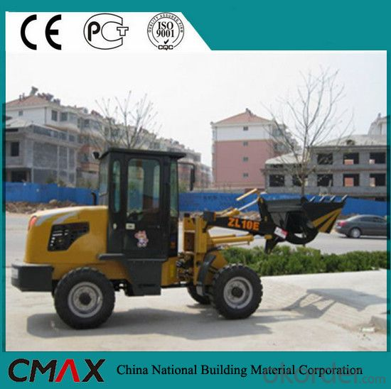 Brand NEW Cmax Back Hole  WZ30-25C Wheel Loader for Sale