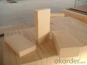 Refractories Zircon Bricks for Hot Furnace