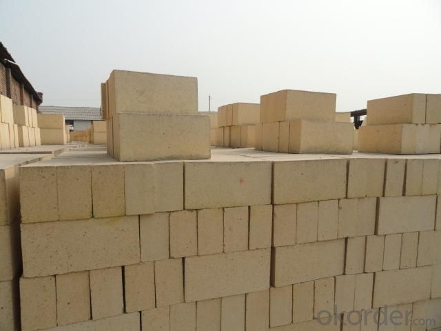 High Alumina Brick and Insulation Brick for Kinds of Glass Furnaces