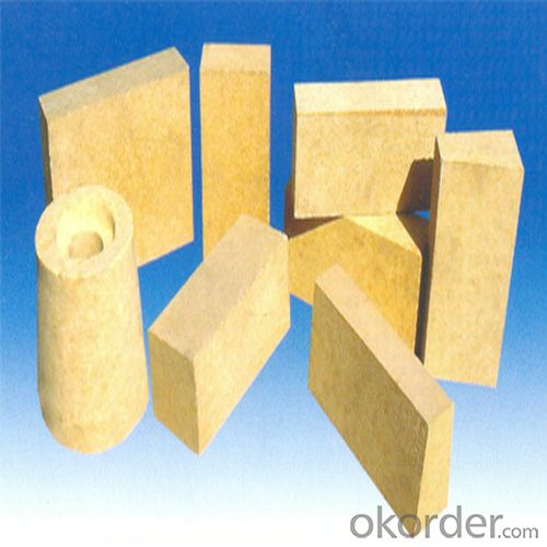 High Alumina Refractory Brick / Block For Lining Furnaces