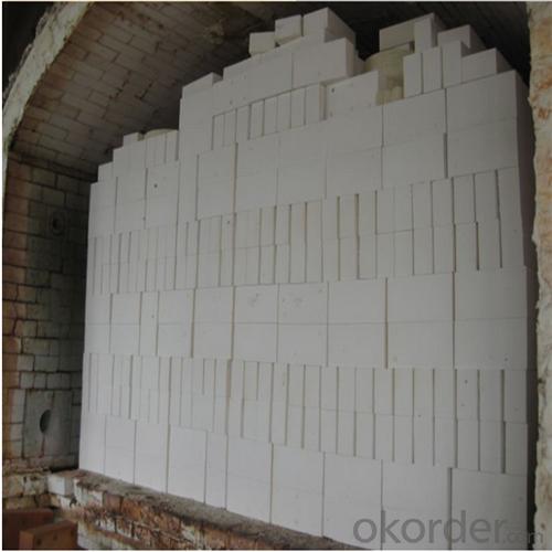 Low Porosity Fireclay Brick/Bubble Alumina Product/Light Weight Alumina Refractory Bricks