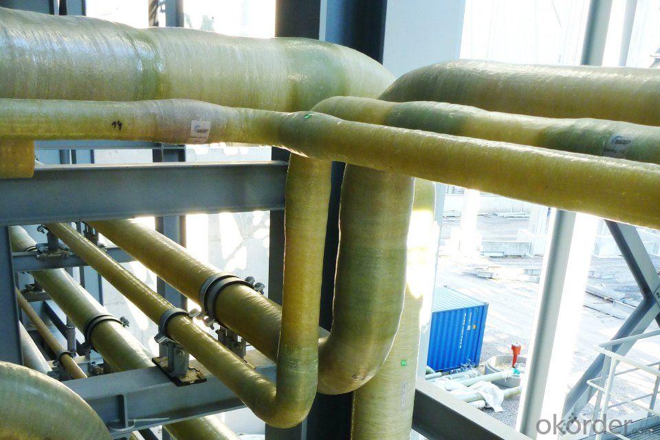 Buy frp pipe fiberglass reinforced plastic heat