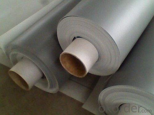 Textured Used In Underground PVC Waterproof Membrane
