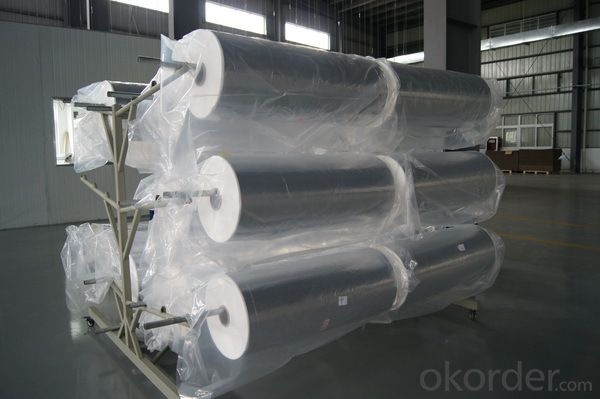 Aluminum Foil Laminated Cryogenic Insulation Paper for LNG Cylinder