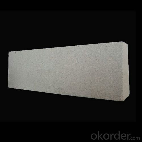 Chamotte Refractory Insulated Fire Bricks for Fireplace