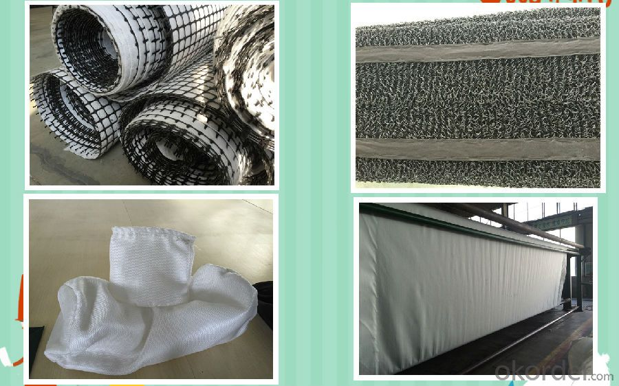 CMAX PET Nonwoven Geotextile by Manufactory