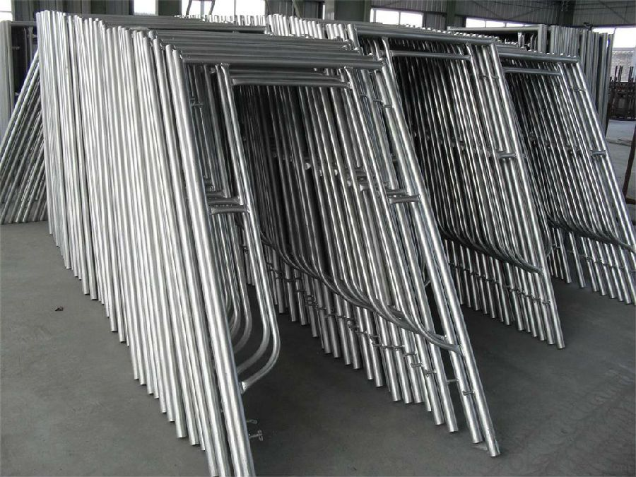 H-Frame Scaffolding System with High Quality