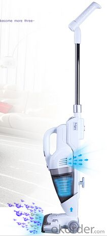 Cyclonic Vacuum Cleaner Cordless rechargeable 2 in 1 Upright  and Handhled