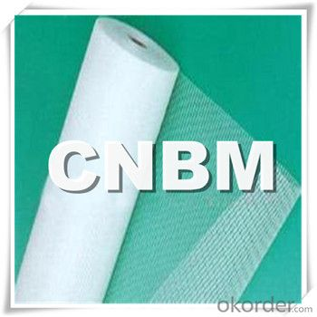 45gsm ,5mm*5mm Alkali Resistant Fiberglass Marble Net for Buildings