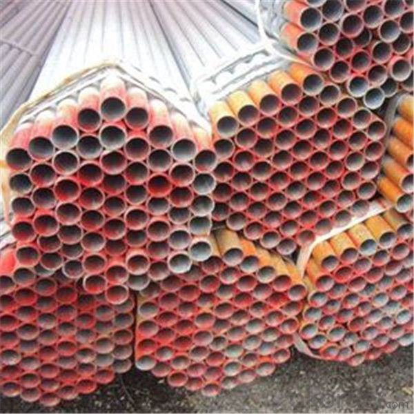 Galvanized Scaffolding Tube 48.3*2.5*6000mm Q235B Steel Standard EN39/BS1139 for Sale CNBM