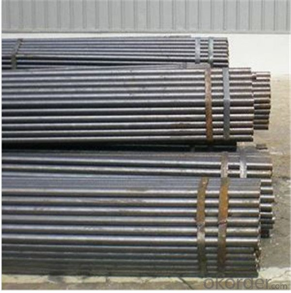 Black Scaffolding Tube 48.6*3.2 Q235 Steel Standard BS1139 for Sale CNBM