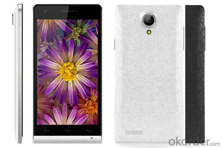 4.3inch IPS MTK6572 Dual Core 3G Android Smart Mobile Phone