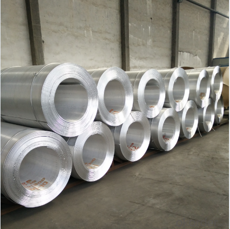 Aluminum Master Casting Coil 6-8mm in Alloys 1xxx, 3xxx,5xxx