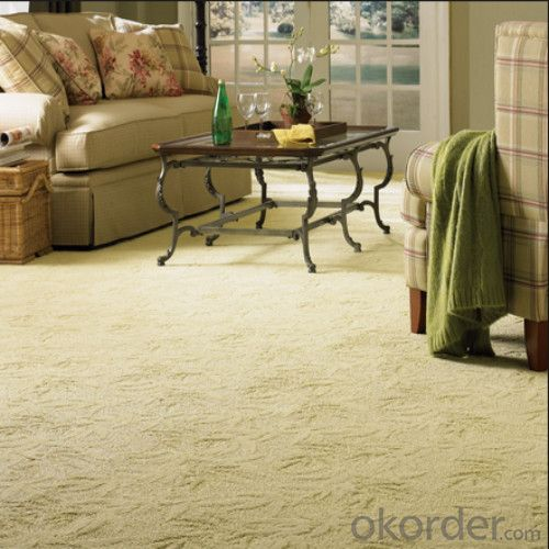 Woven Axminster Rug and Carpet to Flooring