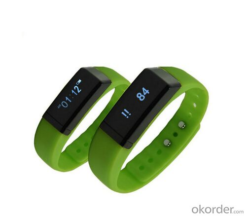 Hot Selling Smart Bracelet, Cheap Smart Wristband / Bluetooth Smart Bracelet