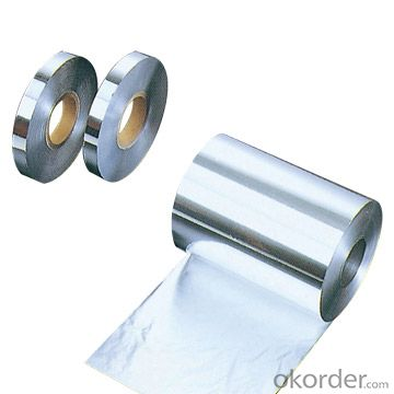 Aluminum Foil Kolysen Embossing in Sheet and Rolls Package