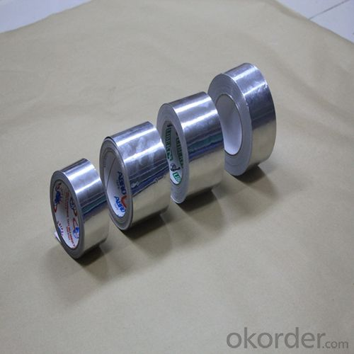Aluminum Foil Tape with Release Paper TS-3001P
