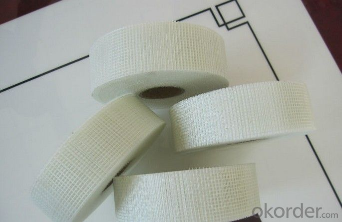 Fiberglass Mesh Tape with Various Specification Self-Adhesive