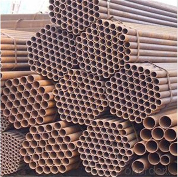 Black Scaffolding Tube 48.3*2.75 Q235 Steel Standard EN39/BS1139 CNBM