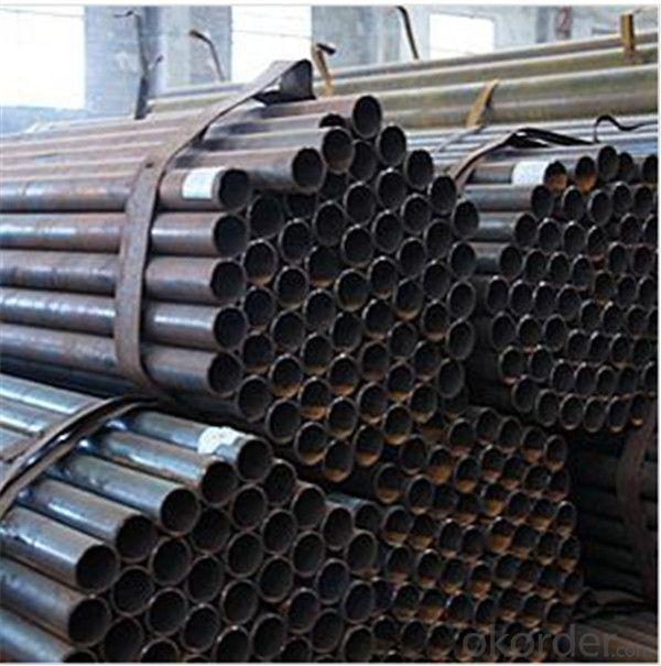 Black Scaffolding Tube 48.3*1.8-4.0mm Q235 Steel EN39/BS1139 CNBM