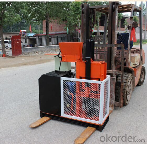 Interlocking Block Machine Hydraulic Pressure Best choice