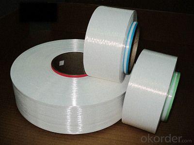 Raw White 100% Plastic Nylon 6/66 FDY Yarn
