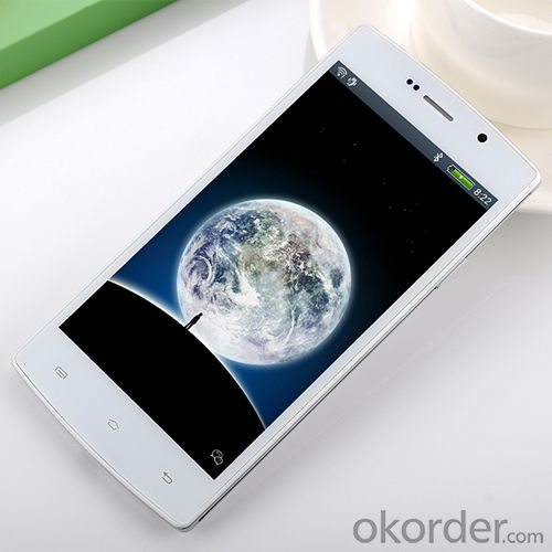 5.0 Inch Original Mobile Phone 8core 4G Double Card Ultrathin Android Smartphone