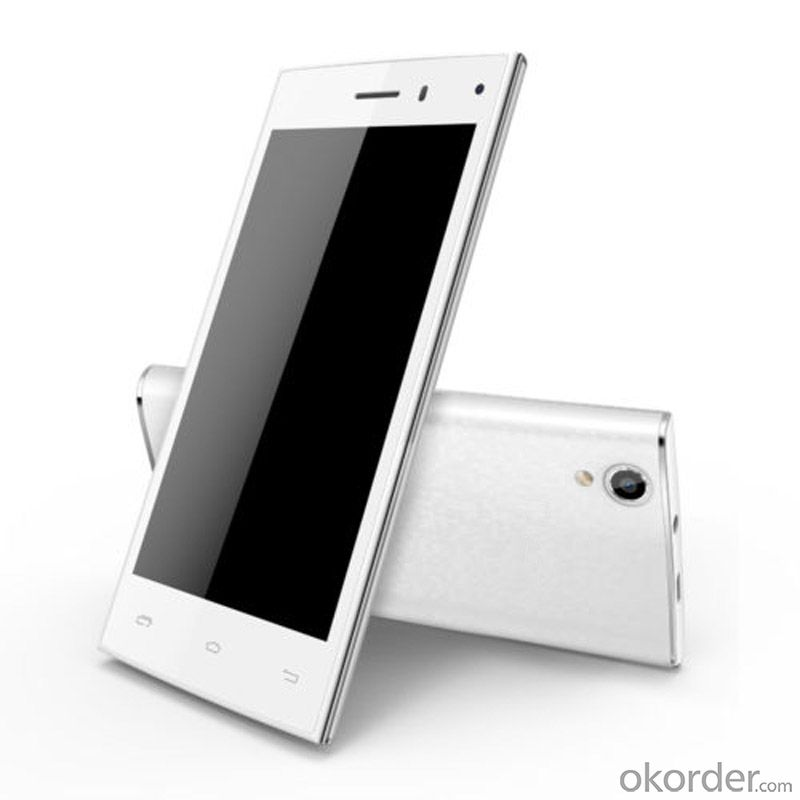5.5 Inch 3G Lte Mobile Android Dual-SIM QHD Cell Phone